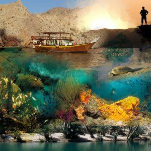 Tauchreiseprogramm Oman
